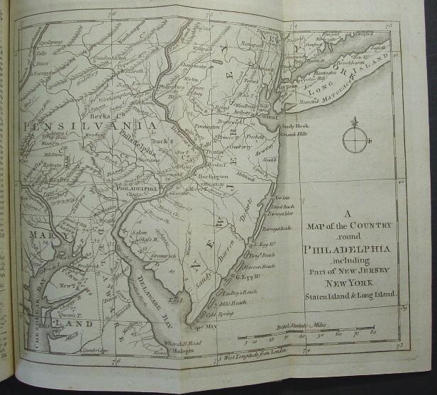 Complete 1776 Gentleman39s Magazine With Declaration Of